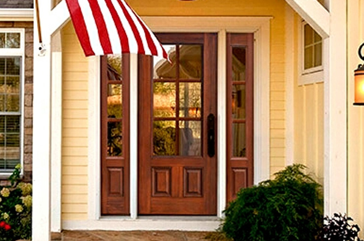 exterior leaded glass doors - Exterior Fiberglass Doors