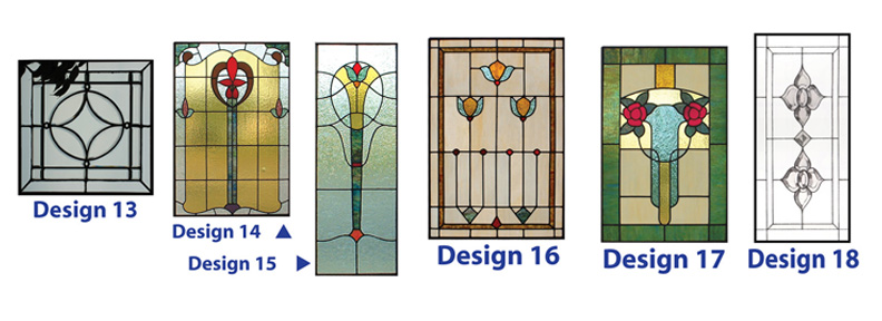 Handcrafted Leaded Glass