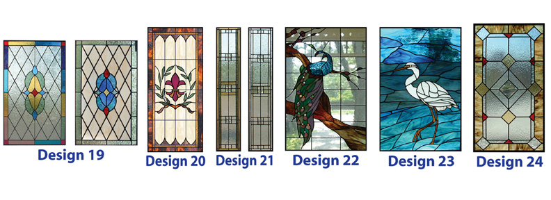 Bathroom Windows Gallery stained and leaded glass windows for your home from bell stained glass