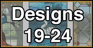 Stained and Leaded Glass windows for your home from Bell Stained Glass