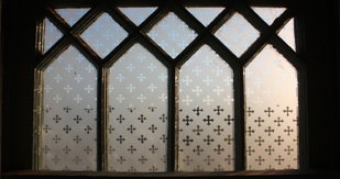 etched glass for homes