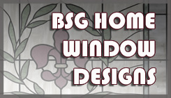 residential stained glass designs